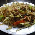 ねもと - 野菜いため:500円