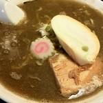 一球 - 煮干そば「極」(並) 780円