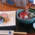 京丹後地産食堂 味工房 海鮮ひさみ -