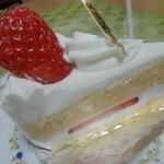 23597586 - ショートケーキ