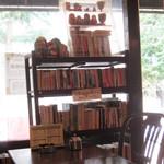 紀尾井茶房 - マトリョーシカもある