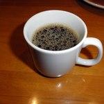 翔龍 - ランチタイム無料のコーヒー