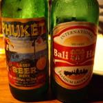 バリラックス ザ ガーデン - OptioA30:ビール(プーケット&バリハイ)