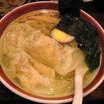 広州市場 - 【2009/10】海老ワンタン麺