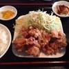 焼肉・ホルモン酒場 福ちゃん - 料理写真:からあげ定食