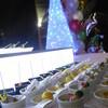晴海グランドホテル 宴会場 - 料理写真:デザートブース