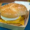 マクドナルド - 料理写真:「ダイナーダブルビーフ」。美味しかった。