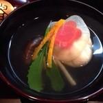 23601926 - 蟹の茶巾蒸し