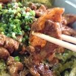 武内食堂 - 鶏肉です♪