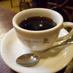 ぱぁらー泉 - ホットコーヒー