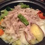 猪の蛍 - たじん鍋