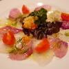 マッチポイント - 料理写真:本日の鮮魚のカルパッチョ
