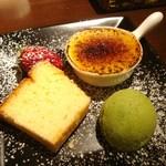 ラムカーナ - デザート各種