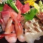 魚ずみ - 新鮮な刺身でした(#^.^#)
