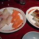 魚ずみ - 5種類でした。