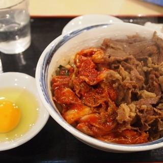 本格さぬきうどん 穂乃香 - 料理写真:スタミナ