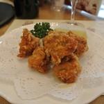 レストラン そら - 鶏唐揚