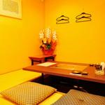 松阪牛たんど - 清潔感溢れる、畳の心地よい香りが広がる空間