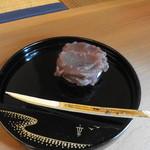 文珠荘 勘七茶屋 - 料理写真:これを食べると知恵がつくんだそうです。 ひと箱くらいたべないといけませんね(笑)
