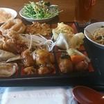 中国料理 敦煌 - ランチバイキング