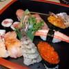 大黒鮨 - 料理写真:2013.12.23の特上