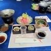 筥崎宮清明殿 - 料理写真:挨拶が一通り終わったら楽しい食事会の始まりです、既にテーブルには最初の料理が並んでました。