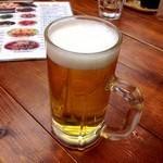23622076 - 生ビール