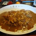 23622885 - トンカツカレー(チーズ)980円