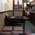 いわし料理 すゞ太郎 - 201401 すゞ太郎 店内(座席より右回り)⇒ほぼ「入店直後の風景」と同じです