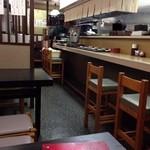 いわし料理 すゞ太郎 - 201401 すゞ太郎 店内⇒奥には「小上がり」があります