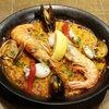 ラ ボデガ - 料理写真:定番!魚介のパエリヤ