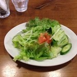 サラサ3 - ランチセットのサラダ