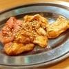 お華 - 料理写真:ミックス。ギアラ、シロコロ、コブクロ