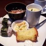 cafe 日和 - (2014.1.12)