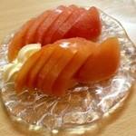 お華 - 冷しトマト
