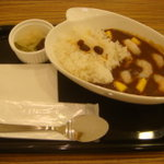 カフェ メディオ - 海老とマンゴーのカレー¥1155