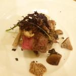 23630278 - 肉料理 和牛ロース(2014.1 夜訪問)