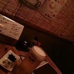 和楽酒房宴 - 照明絞ってあるのね♪(^^)