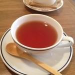 カフェトワインバー ソユ - 食後の紅茶