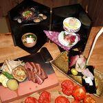 ほおずき - お得なコース料理¥3000~ご用意しています。