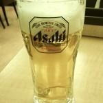 虎坊 - 生ビール580円