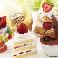 ベーカリーショップ アン - カットケーキ各種:¥294~ ホテルメイドのカットケーキをお土産にいかがですか?イートインコーナーでお召し上がりもできます。