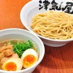 つけ麺 津気屋 - 料理写真:一番人気味玉つけ麺