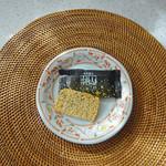柿山 - 粒々で軽〜〜い食感