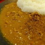 ダッチオーブン - キーマのルーカリー(¥950)ライス大盛(¥100) 2013.08
