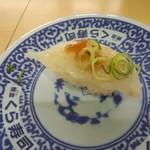 無添くら寿司 - ふぐにぎり<1貫> 105円(2014.01.11)②