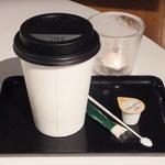 オープンカフェ - 八ヶ岳コーヒー