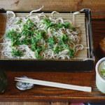 喜八 - 料理写真:芹そば