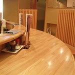 串鳥 - カウンター席