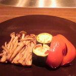 2364859 - 季節の焼き野菜